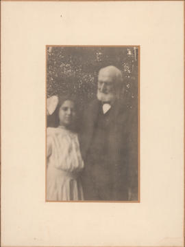 Ellen Ballon and Sir William C. MacDonald : [photograph]