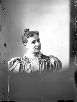 Photograph of Miss Jamie Chisholm