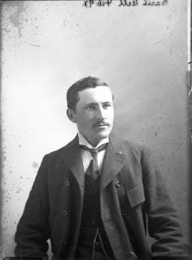 Photograph of Basil Bell