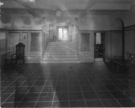Photograph of the interior of Shirreff Hall