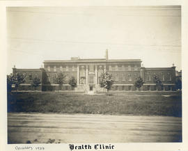 Photograph of Public Health Clinic [1927]