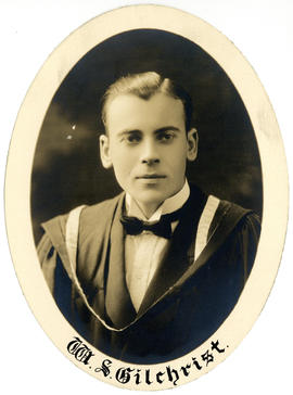 Portrait of William Sidney Gilchrist : Class of 1927