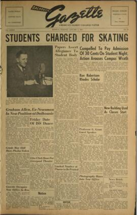 Dalhousie Gazette, Volume 84, Issue 21