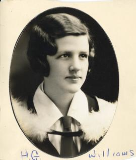 Photograph of Helen Gladys Williams