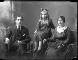 Portrait of the Melisse family