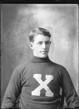Photograph of a St. Francis Xavier University athlete