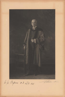 Portrait of W. W. Chipman