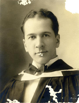 Portrait of Roy Alexander Moreash - Class of 1931
