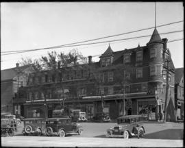 Photograph of the Vendome Hotel