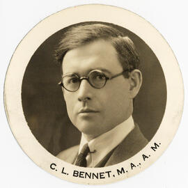 Photograph of C.L. Bennet