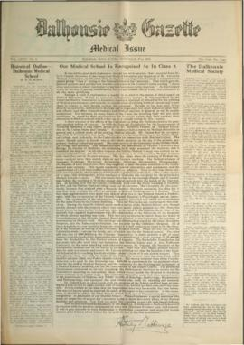 Dalhousie Gazette, Volume 58, Issue 6