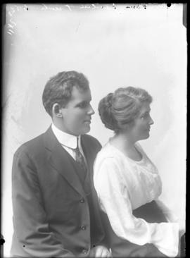 Photograph of Mr. & Mrs. Jardine