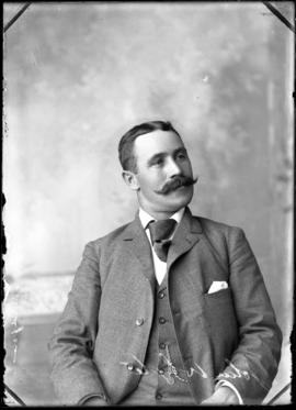 Photograph of John Whyte