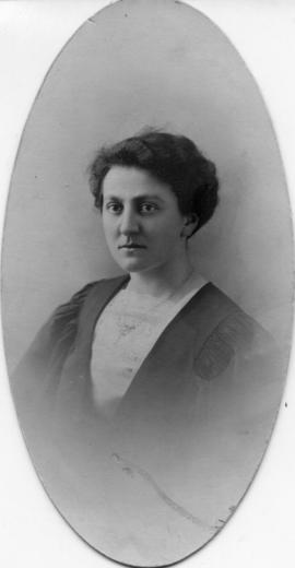 Photograph of Katherine Morrison