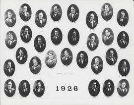 Faculty of Medicine Class Photograph - 1926