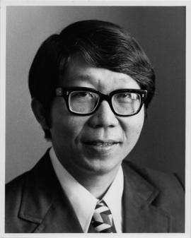 Photograph of Tommy Koh