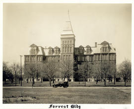 Photograph of Forrest Building