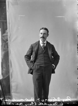 Photograph of Mr. Steeves