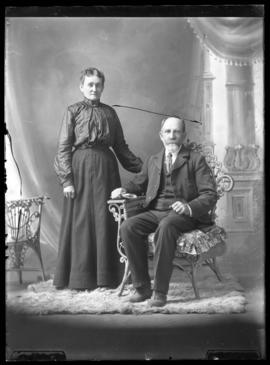 Photograph of Mr. & Mrs. J. R. McKenzie