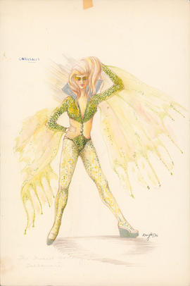 Costume design for Chrysalis