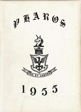 Pharos : Dalhousie University Yearbook 1955