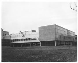 Photograph of the B Building - Administration and CAD/CAM Centre