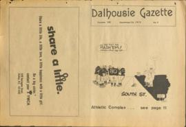The Dalhousie Gazette, Volume 106, Issue 4