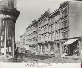 Photograph of Granville St.