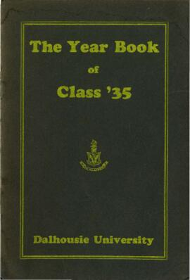 The Yearbook of Class '35