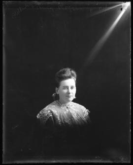 Photograph of Pansy Rogers