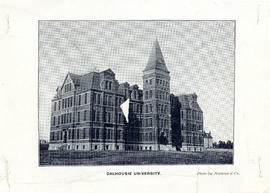 Photograph of Forrest Building, Dalhousie University