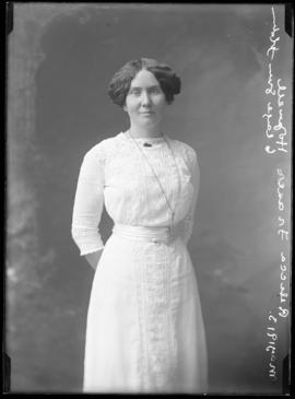 Photograph of Rebecca Fraser