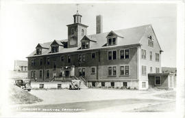 Postcard of St. Martha's Hospital Sanatorium