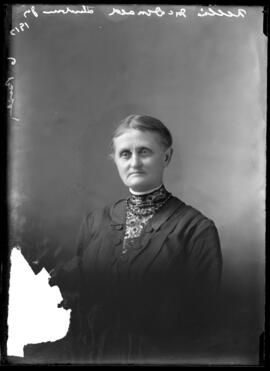 Photograph of Nellie McDonald