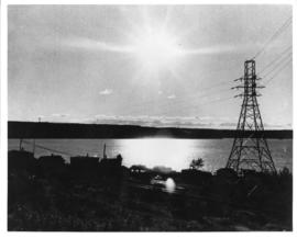 Photograph of the Halifax Harbour and Africville