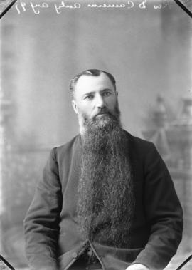 Photograph of Rev. D. Cameron
