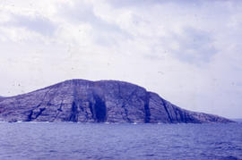 Photograph of a cliff in Labrador