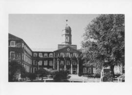 Photograph of the Henry Hicks Arts & Administration Building