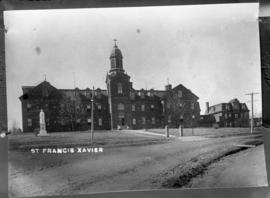 Photograph of the St. Francis Xavier University campus