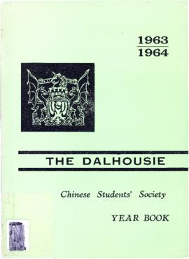 Dalhousie Chinese Students' Society Yearbook 1964