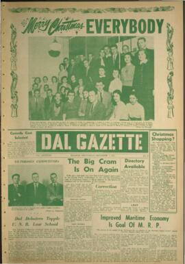 Dal Gazette, Volume 88, Issue 9