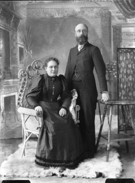 Photograph of Mr. and Mrs. Maynard