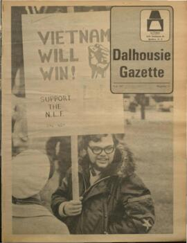 Dalhousie Gazette, Volume 102, Issue 11