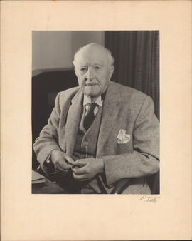 Photograph of Albert Watson Bennett, Faculty of Law