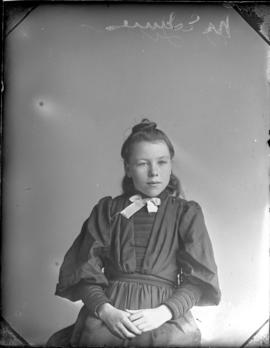 Photograph of Miss McInnis