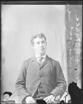 Photograph of Alan McDonald