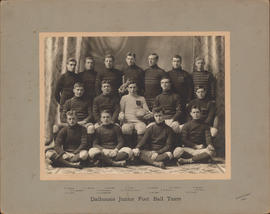 Photograph of Dalhousie Junior Foot Ball Team