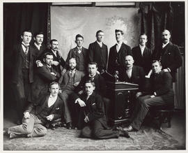 Photograph of Faculty of Medicine - Third Year Medical Class