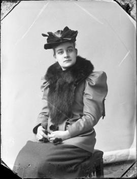 Photograph of Miss  Jean Chisholm