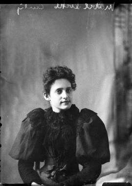 Photograph of Mabel Locke